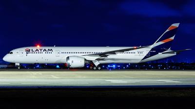 CC-BGO - Boeing 787-9 Dreamliner - LATAM Airlines