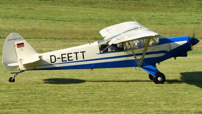 A picture of DEETT - Piper PA18150 Super Cub - [18850] - © Krisztian Hertfelder