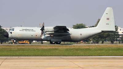 L8-5/31 - Lockheed C-130H-30 Hercules - Thailand - Royal Thai Air Force