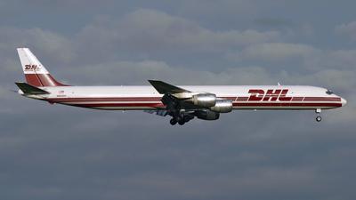 N803DH - Douglas DC-8-73(AF) - DHL Airways