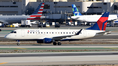 A picture of N259SY - Embraer E175LR - Delta Air Lines - © Rocky Wang