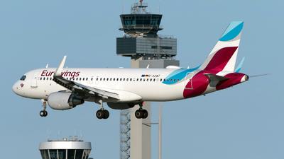 D-AEWT - Airbus A320-214 - Eurowings