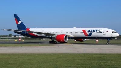 A picture of VQBZC - Boeing 77731H(ER) - Azur Air - © AL-Alan Lebeda