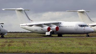 A picture of GWEFX - Avro RJ100 - [E3379] - © n94504