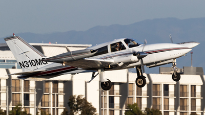 N310MG - Cessna T310R - Private