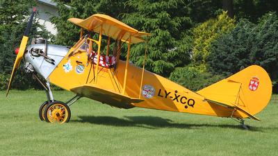LY-XCQ - Sopwith Camel F.1 - Private