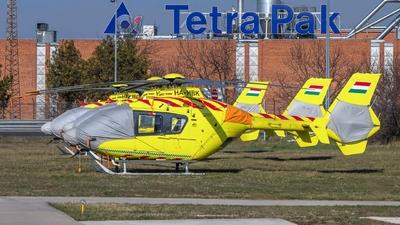 HA-HBK - Eurocopter EC 135P2+ - OMSZ Légimentõ (Air Ambulance Hungary)