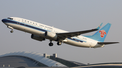 B-5127 - Boeing 737-83N - China Southern Airlines