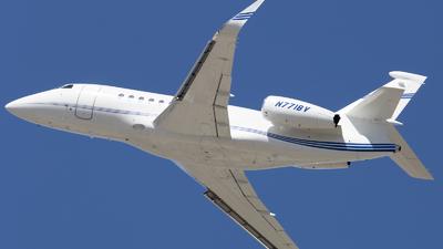 N771BV - Dassault Falcon 2000EX - Private