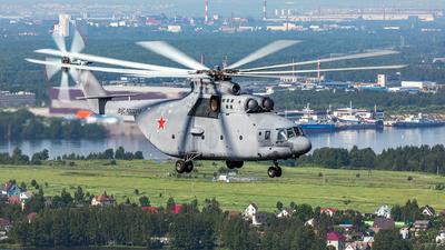 RF-06804 - Mil Mi-26 Halo - Russia - Air Force
