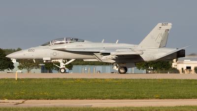 169145 - Boeing EA-18G Growler  - United States - US Navy (USN)