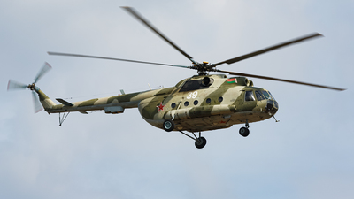 39 - Mil Mi-8TP Hip - Belarus - Air Force
