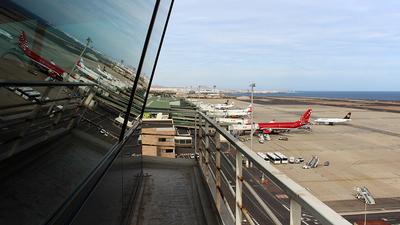 GCFV - Airport - Ramp