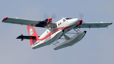 8Q-TMU - De Havilland Canada DHC-6-300 Twin Otter - Trans Maldivian Airways