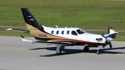 A picture of N44WN - Socata TBM900 - [1064] - © Christoph Plank