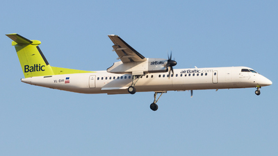 A picture of YLBAI - De Havilland Canada Dash 8400 - [4302] - © Oleksandr Smerychansky