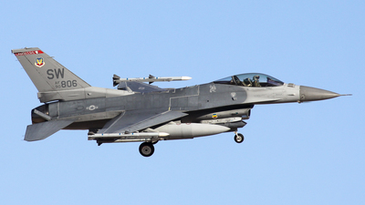 90-0806 - General Dynamics F-16CJ Fighting Falcon - United States - US Air Force (USAF)