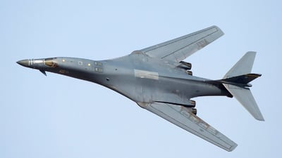 86-0121 - Rockwell B-1B Lancer - United States - US Air Force (USAF)
