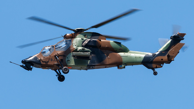 6010 - Eurocopter EC 665 Tiger HAD - France - Army