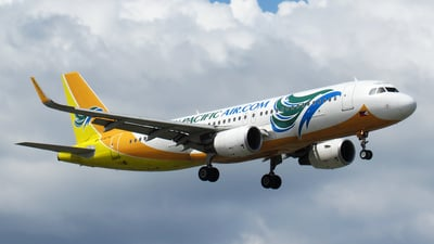 RP-C3276 - Airbus A320-214 - Cebu Pacific Air