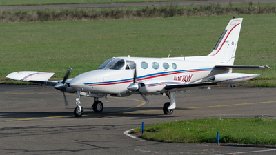 A picture of N167AW - Cessna 340A - [340A0537] - © Hervé Champain
