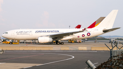 JY-JVA - Airbus A330-243 - Jordan Aviation