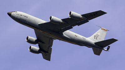 62-3564 - Boeing KC-135R Stratotanker - United States - US Air Force (USAF)