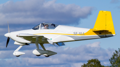 SE-XLL - Vans RV-7A - Private