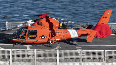 6531 - Aérospatiale MH-65D Dolphin - United States - US Coast Guard (USCG)