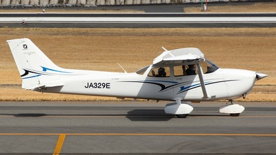 JA329E - Cessna 172S Skyhawk SP - New Japan Aviation (NJA)