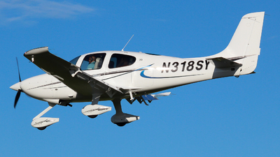 N318SY - Cirrus SR20 - Private