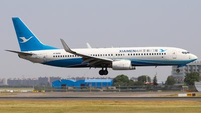 B-5658 - Boeing 737-85C - Xiamen Airlines