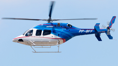 A picture of PPBFF - Bell 429 GlobalRanger - [57309] - © Marcos V. Oliveira