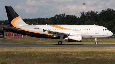 P4-RLA - Airbus A319-133X(CJ) - Private