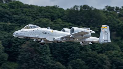 78-0684 - Fairchild A-10C Thunderbolt II - United States - US Air Force (USAF)