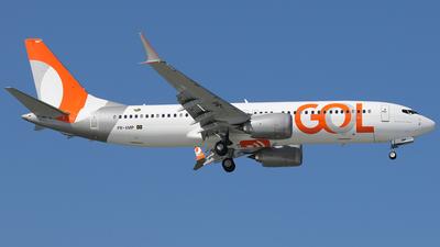 PR-XMP - Boeing 737-8 MAX - GOL Linhas Aéreas