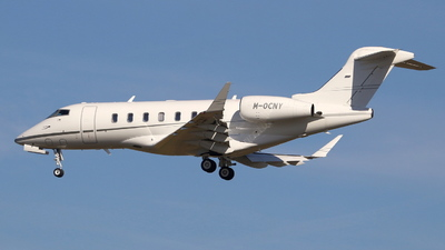 M-OCNY - Bombardier BD-100-1A10 Challenger 350 - Private