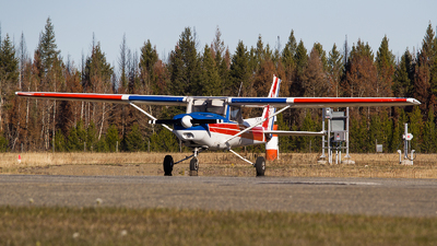 C-GUZI - Cessna 152 - Montair Aviation