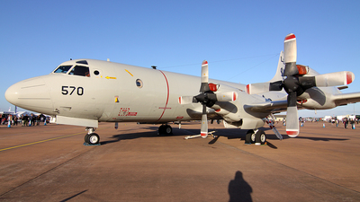 158570 - Lockheed P-3C Orion - United States - US Navy (USN)