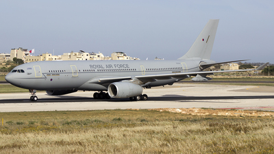 ZZ332 - Airbus A330-243 (MRTT) Voyager KC.3 - United Kingdom - Royal Air Force (RAF)