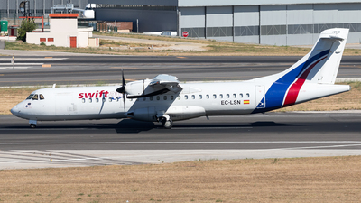 EC-LSN - ATR 72-202 - Swiftair