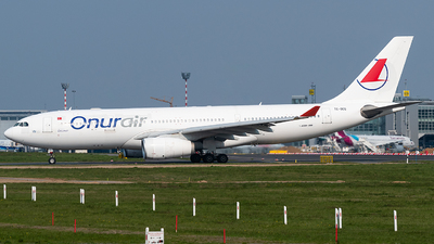 TC-OCG - Airbus A330-243 - Onur Air