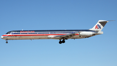 N7506 - McDonnell Douglas MD-82 - American Airlines