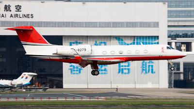B-8279 - Gulfstream G450 - Private