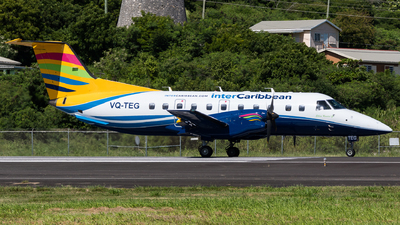 A picture of VQTEG - Embraer EMB120ER Brasilia - InterCaribbean Airways - © Martin Rogosz