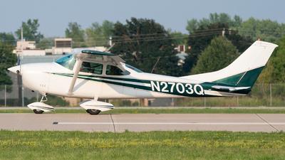 A picture of N2703Q - Cessna 182K Skylane - [18257903] - © MICHAELWang