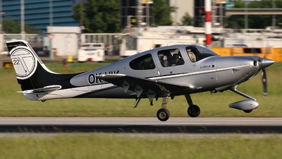 OK-VIK - Cirrus SR22T - Private