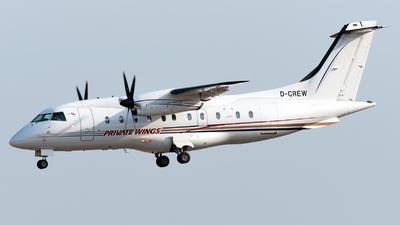 D-CREW - Dornier Do-328-110 - Private Wings