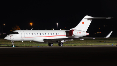 A picture of ECNOC - Bombardier Global Express 6500 - [60026] - © Pablo Marín
