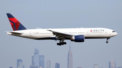 N708DN - Boeing 777-232LR - Delta Air Lines
